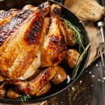 Stupid Easy Roast Chicken