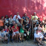Waldorf Schools visit the Ranch