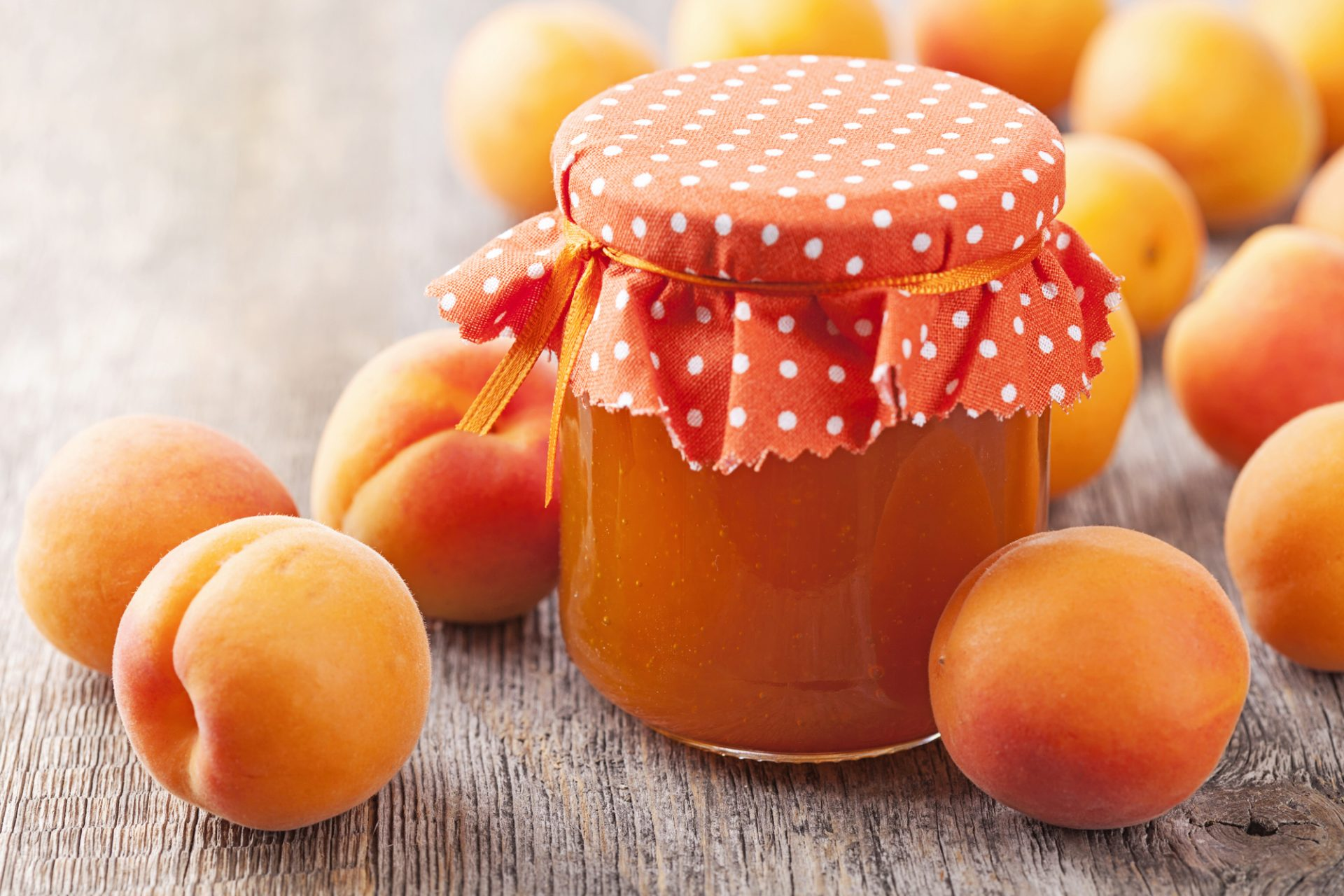 Apricot jam for sale