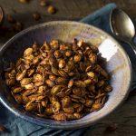 Roasted Pumpkin Seeds:  The world's healthiest and tastiest food