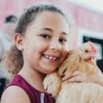 10 tips for exploring the farm safely on a farm days out with the kids